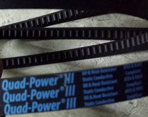 Gates Quad Power V Belts