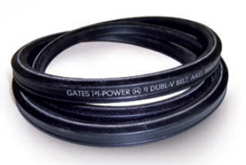 Gates Hi-Power Double V Belt