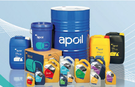 AP Oil – Marine Lubricants