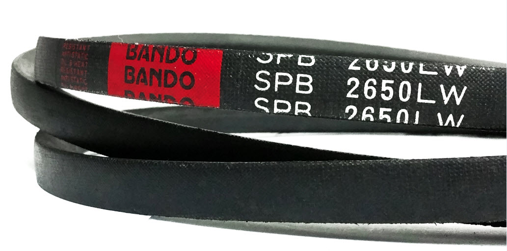 Bando Narrow V Belts - SP Type
