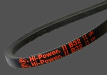 Gates Hi-Power II V Belts (Heavy Duty)