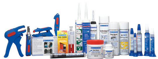 WEICON Adhesives and Sealants